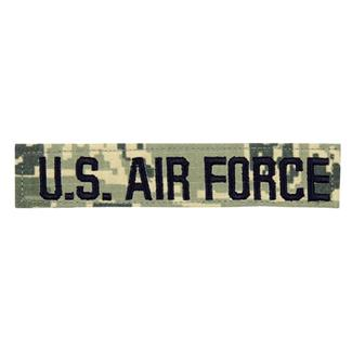 U.S. Air Force Branch Tape Digital Tiger Ripstop