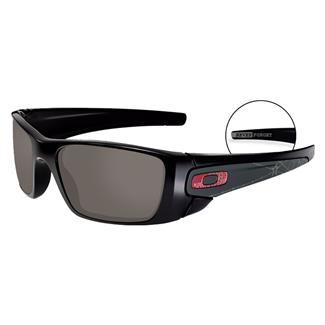 Oakley Fuel Cell POW/MIA Limited Edition Polished Black Warm Gray