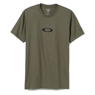 Oakley Icon Tee Shirt Worn Olive