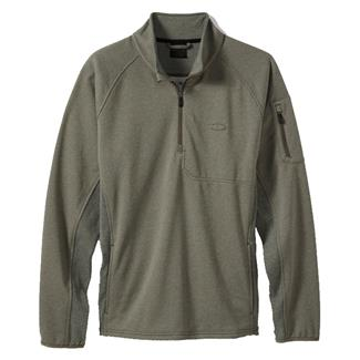 Oakley Hydrofree 1/4 Zip Fleece Jacket Worn Olive