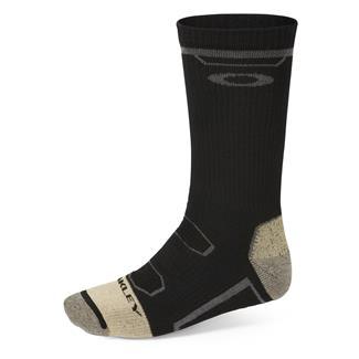 Oakley Performance Ohydrolix Crew Socks Black