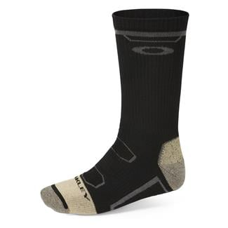Oakley Performance Ohydrolix Crew Socks Black