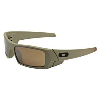 Oakley SI Gascan Cerakote Desert Sage (frame) - Tungsten Iridium (lens)