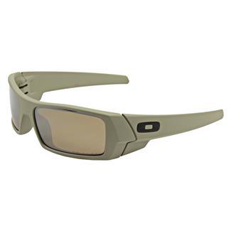 Oakley SI Gascan Cerakote Desert Sage (frame) - Tungsten Iridium Polarized (lens)
