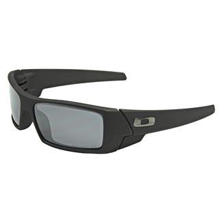 Oakley SI Gascan Cerakote Cobalt (frame) - Black Iridium Polarized (lens)
