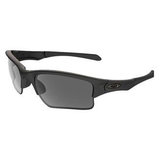Oakley SI Quarter Jacket Matte Black (frame) - Gray (lens)