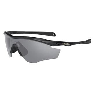 Oakley SI M2 Frame Matte Black Gray Polarized