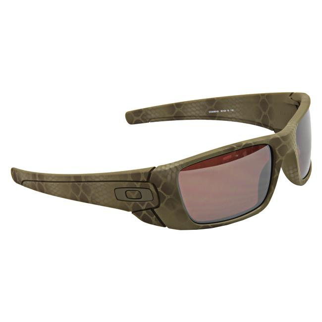 Oakley Fuel Cell Cerakote Limited Edition VR28 Black Iridium Polarized Ultrablend Desert