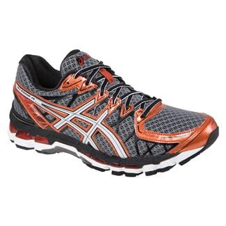 ASICS GEL-Kayano 20 Storm / White / Rust