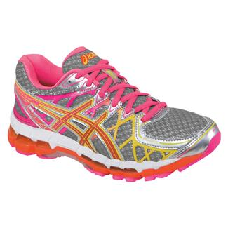 ASICS GEL-Kayano 20 Lightning / Hot Pink / Flame