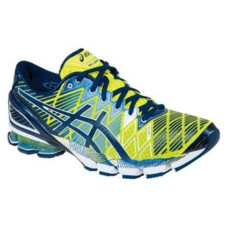 ASICS GEL-Kinsei 5 Flash Yellow / Blue Depths / White