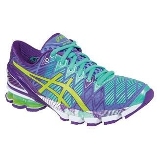 ASICS GEL-Kinsei 5 Periwinkle / Flash Yellow / Mint
