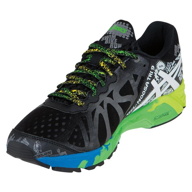 asics gel noosa tri 9 black