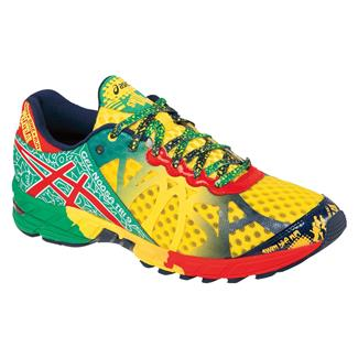 ASICS GEL-Noosa Tri 9 Citrus Yellow / Red Pepper / Green