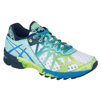 ASICS GEL-Noosa Tri 9 White / Electric Blue / Mint