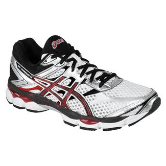 ASICS GEL-Cumulus 16 White / Black / Red