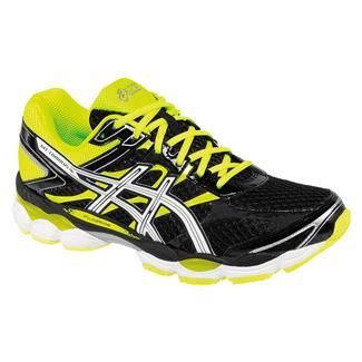 ASICS GEL-Cumulus 16 Black / White / Flash Yellow