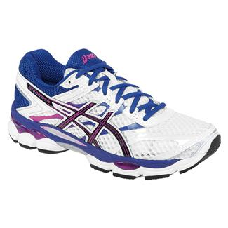 ASICS GEL-Cumulus 16 White / Black / Hot Pink