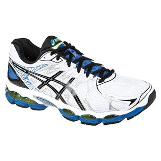ASICS GEL-Nimbus 16 White / Black / Royal