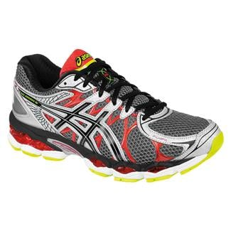 ASICS GEL-Nimbus 16 Titanium / Black / Red