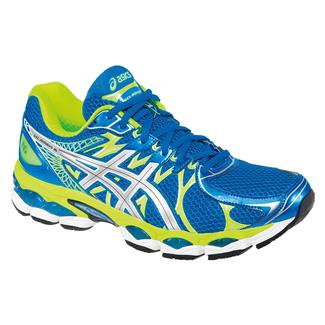 ASICS GEL-Nimbus 16 Island Blue / Lightning / Lime