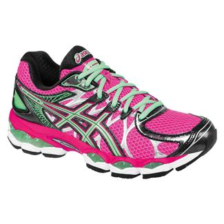 ASICS GEL-Nimbus 16 Hot Pink / Green / Black