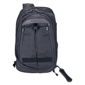 Vertx EDC Commuter Sling Bag Smoke Gray