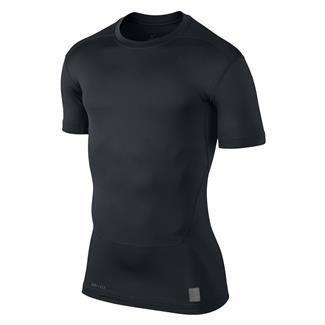 NIKE Pro Combat Core Compression SS Shirt Black