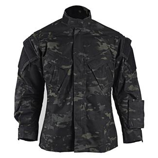 Tru-Spec Nylon / Cotton Ripstop TRU Xtreme Uniform Shirt MultiCam Black
