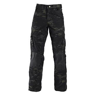 Tru-Spec Nylon / Cotton Ripstop TRU Xtreme Uniform Pants Multicam Black