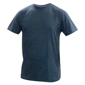 Tru-Spec Comfort Cotton Short Sleeve T-Shirts (3 Pack) Navy