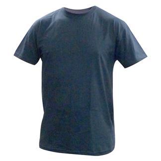 Tru-Spec Comfort Cotton Short Sleeve T-Shirts (3 Pack) Navy