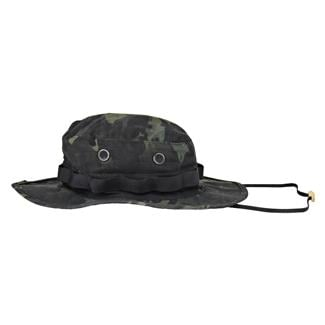 TRU-SPEC Nylon / Cotton Ripstop Boonie Hat MultiCam Black