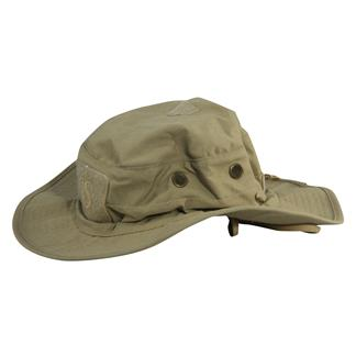 TRU-SPEC Poly / Cotton Ripstop Contractor Boonie Hat Khaki