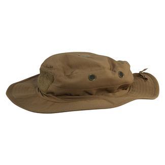 TRU-SPEC Poly / Cotton Ripstop Contractor Boonie Hat Coyote