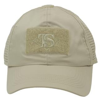 TRU-SPEC 24-7 Series Quick-Dry Contractors Cap Khaki