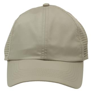 24-7 Series Quick-Dry Operators Cap Khaki