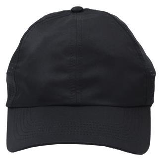24-7 Series Quick-Dry Operators Cap Black