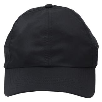 24-7 Series Quick-Dry Operators Cap Black