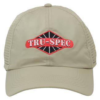 24-7 Series Quick-Dry Operators Cap with Embroidery Khaki