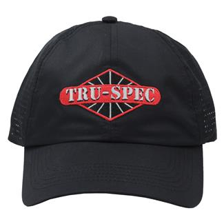 TRU-SPEC 24-7 Series Quick-Dry Operators Cap with Embroidery Black