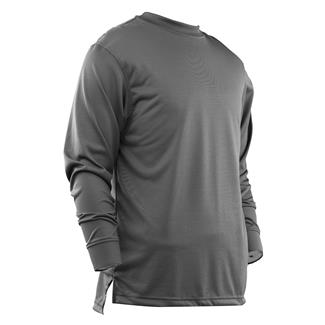 24-7 Series Long Sleeve Tactical T-Shirt Charcoal