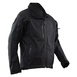 TRU-SPEC 24-7 Series Regular LE Softshell Jacket Black