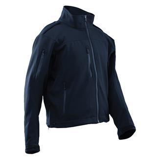 24-7 Series Short LE Softshell Jacket Navy