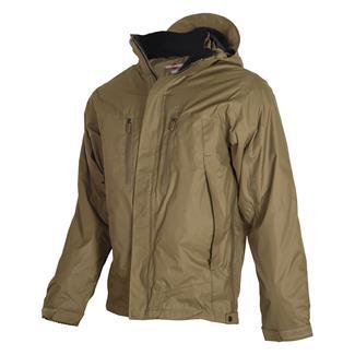 TRU-SPEC 24-7 Series Weathershield 3-in-1 Element Jacket Coyote