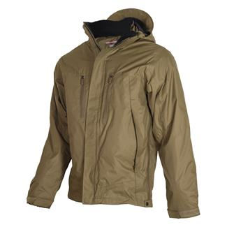 TRU-SPEC 24-7 Series Weathershield 3-in-1 Element Jacket Coyote