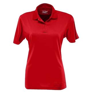 24-7 Series Performance Polo Range Red