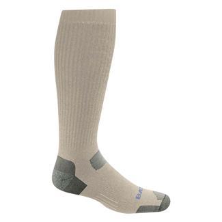 Bates Tactical Uniform Over The Calf Socks - 4 Pair Desert Tan
