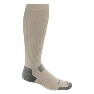 Bates Tactical Uniform Over The Calf Socks - 4 Pair Desert Tan