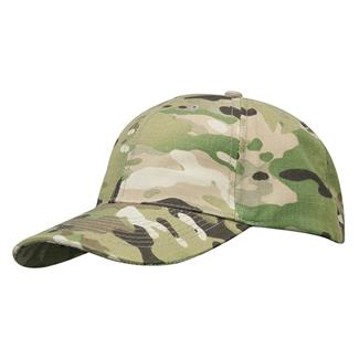 Propper Nylon / Cotton Ripstop 6-Panel Hat Multicam